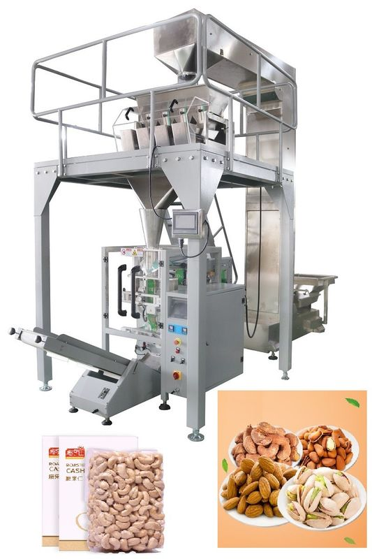 Hig Speed ​​Grain / Granule Automated Packing Machine with Linear Weigher dostawca